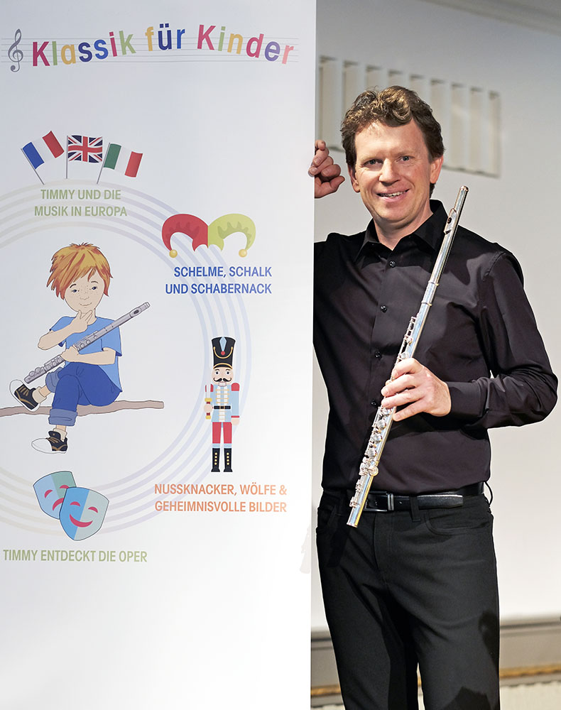 Kalssik für Kinder: Andreas Haas